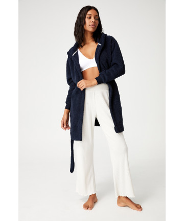 The Lounging Robe Szlafrok S/M